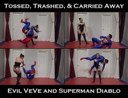 superman diablo