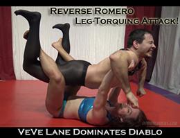 reverse romero hold