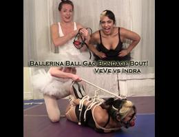 ballerina bondage