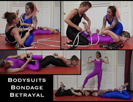 bodysuit bondage