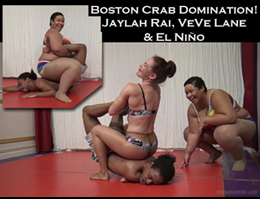 Boston Crab Domination