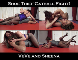 veve vs sheena