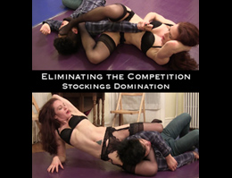 stockings domination