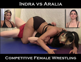 female wrestling