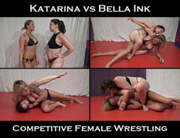 katarina vs bella ink
