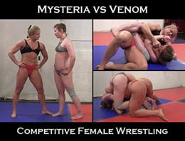 mysteria vs venom