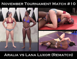 aralia vs lana: rematch