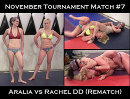 aralia vs rachel dd: rematch