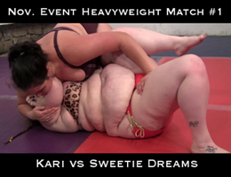 sweetie vs kari