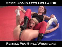 pro-style wrestling