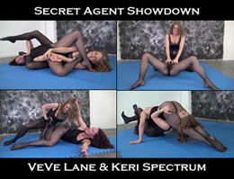 veve lane and keri spectrum