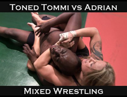 Toned Tommi vs Adrian