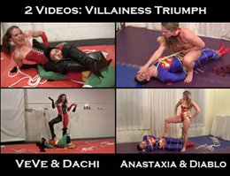 villainess triumph