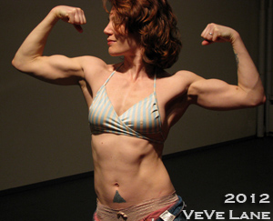 VeVe's Shoulder and Biceps Flex